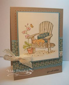 Peace Within Get Well Wishes by justcrazy - Cards and Paper Crafts at Splitcoaststampers