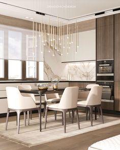25 Cable spool furniture ideas - Little Piece Of Me Kitchen Room Design, Modern Kitchen Design, Dining Room Design, Home Decor Kitchen, Interior Design Kitchen, Dining Decor, Dining Room Table, Kitchen Dining, Barn Kitchen
