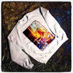 NYC Sweatshirt www.dancemacabre.co.uk