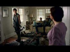 The Walking Dead Super Bowl - Clean Up Versión Completa. - YouTube