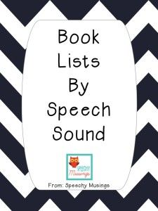 Speechy Musings: A printable, FREE resource of 6 books each for b, d, f, g, h, k, l, m, n, p, sh, t, th (2), v, w, and dʒ. UPDATED LINK!