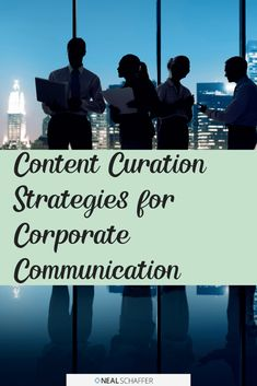 How to embed a content curation strategy into your corporate communication strategy to increase brand awareness, reputation, and engagement. Content Marketing, Online Marketing, Social Media Marketing, Social Media Trends, Social Media Channels, Social Media Automation, Corporate Communication, Social Business, Influencer Marketing