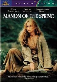 MANON OF THE SPRING - Sequel to Jean La Florette