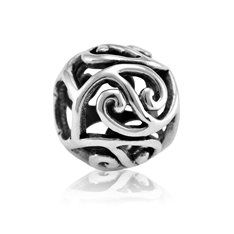 Aladdin Magic Carpet Ride Rose Brilliant Bow Matte Brilliance Clip Beads Fit Pandora Bracelet 925 Sterling Silver Charm Easy To Repair Beads & Jewelry Making Jewelry & Accessories
