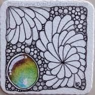 Image result for zentangle gems sakura micron