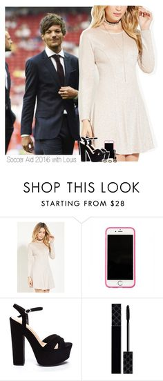"""""""Soccer Aid 2016 with Louis"""" by shefi-22 ❤ liked on Polyvore featuring Forever 21, Lilly Pulitzer and Gucci"""