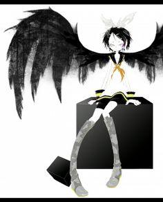 Like my wings?