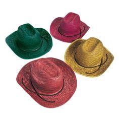 Adult's Cowboy Hats