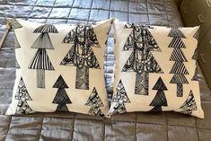 Marimekko Kuusikossa päälliset Marimekko, Throw Pillows, Home, Eggs, Toss Pillows, Cushions, Ad Home, Decorative Pillows, Homes