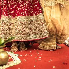 Real Indian Wedding - Marriage Traditions, Photography by Mahesh Shantaram