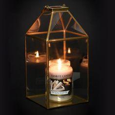 Celebrate - Photophore lanterne Porte-jarre - Yankee Candle