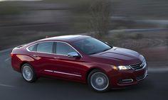2014 Chevrolet Impala 2LTZ review