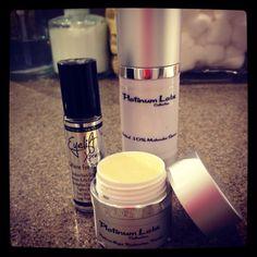 The best stuff for #eyes ! www.platinumskincare.com