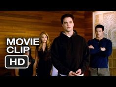 The Twilight Saga: Breaking Dawn - Part 2 Movie CLIP - Who's With Me? (2012) HD