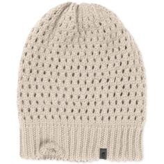 The North Face Shinsky Slouchy Beanie ($30) ❤ liked on Polyvore featuring accessories, hats, vintage white, the north face beanie, slouch beanie, the north face, slouchy beanie hats and slouch beanie hats