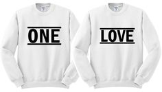 Looking for acouple giftthat isnt cheesy? Keep it simple and fun with one of these awesome matching couple sweatshirts. Whether your coupled friends are engaged, or already happily married, we've got a ton of couple shirts ideas guaranteed to entertain, inspire, and impress. These are the