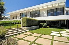 A. Quincy Jones house in Bel-Air, purchased by Jennifer Aniston in January 2012.
