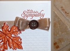 stampin up gently falling stamp set - Google Search