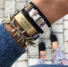Keep Collection, Keep Jewelry, Jewlery, Dots, Bracelets, Accessories, Jewelry, Stitches, Bijoux