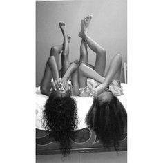 Amigas. 👭
