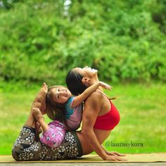 PHOTOS: Yoga mom is an Instagram star - NY Daily News
