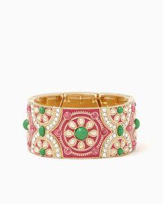 charming charlie   Fantasy Land Stretch Bracelet   UPC: 400000142869 #charmingcharlie