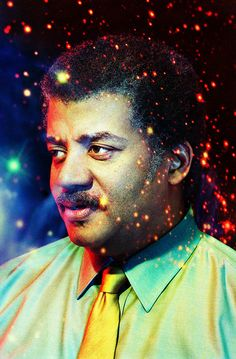 Astrophysicist and generally smart person Neil deGrasse Tyson