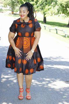 Bow Afrika Fashion - Pagnifik
