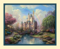 Hey, I found this really awesome Etsy listing at http://www.etsy.com/listing/127976491/a-day-at-cinderellas-castle-thomas