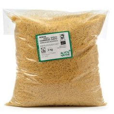 Fideos de Quinoa XL - Loveat!© - #We_Loveat - Fideos cabello de ángel de quinoa y trigo, de comercio justo.