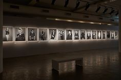 "CHANEL currently holding ""The Little Black Jacket"" photo exhibition in São Paulo, Brazil"