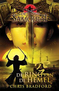 De jonge Samoerai 8 - De ring van de hemel