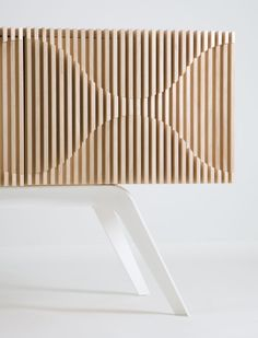Simply Beautiful Musical Piece Of Furniture : The Glissando