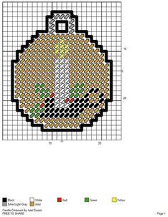 Plastic Canvas Coasters, Plastic Canvas Stitches, Plastic Canvas Ornaments, Plastic Canvas Crafts, Plastic Canvas Patterns, Plastic Craft, Plastic Baskets, Christmas Tree Ornaments, Christmas Crafts