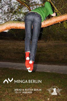 MINGA BERLIN AT BREAD BERLIN 15 - 17 JANUARY 2013