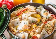 Fiesta Chicken and Rice. Fiesta Chicken and Rice - a one-pot meal that's perfect for your weeknight dinner rotation! Rice Recipes, Mexican Food Recipes, Chicken Recipes, Dinner Recipes, Healthy Recipes, Detox Recipes, Turkey Recipes, One Pot Meals, Main Meals