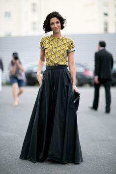 Yasmin Sewell's Chicest Street Looks - Street Style Spotlight: Yasmin Sewell - StyleBistro