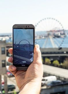 Have you ever been to #Seattle?   HTC One M9 One day i'll get to go.