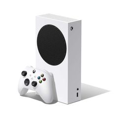 Microsoft Xbox Series S Console with Two Controllers