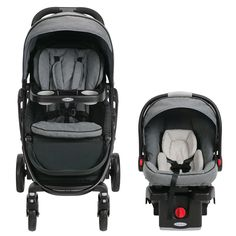 "Graco Modes Click Connect Travel System Stroller - Downton - Graco - Babies ""R"" Us"