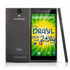 Wholesale E-Ceros One Smartphone - Octa Core Phone From China Pc Android, Android Smartphone, Android Phones, Wold Cup, Top Computer, Mobile Computing, Gadget Review, Back Camera, 2gb Ram