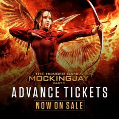 24 HOURS ONLY - Buy your advance tickets to #MockingjayPart2 today to receive a bonus movie download! Purchase #MockingjayTickets now at http://hungrgam.es/mockingjaytix