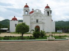 Iglesia, Santa Maria Colotepec, OAXACA