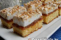 Női szeszély IIHozzávalók: A dkg liszt 12 dkg vaj 5 dkg cukor Hungarian Cookies, Hungarian Desserts, Hungarian Recipes, Hungarian Food, Sweet Cookies, Cake Cookies, Smoothie Fruit, Tasty, Yummy Food