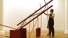 In pictures: Sir Anthony Caro Anthony Caro, Art Installation, Uk News, Teaching Resources, Bbc, Entertainment, Pictures, Artists, Photos