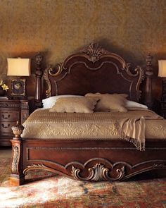 Caroline & Tristan Bedroom Furniture