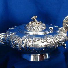 #Antique #Irish #Silver #Teapot Silver Teapot, Selling Antiques, Unique Vintage, Dublin, Diamond Engagement Rings, Tea Pots, Irish, Vintage Jewelry, Irish Language