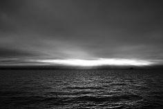 Sunrise at Kasumigaura -B