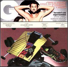 #guglielmocapone #fashion #menswear #fashioneditorial #springsummer2015 #gqitalia