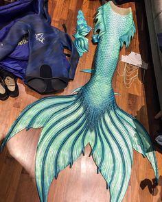 AMAZING TAIL THAT I WOULD LOVE Realistic Mermaid Tails, Diy Mermaid Tail, Silicone Mermaid Tails, Siren Mermaid, Mermaid Cove, Art Vampire, Professional Mermaid, Mermaid Under The Sea, Mermaid Pictures